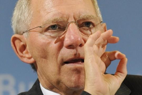 Schäuble A-loch