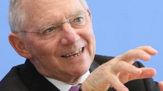 Schäubledroht