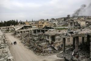 Krieg in Syrien 1